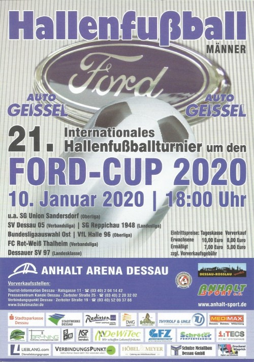 FORD-CUP 2019