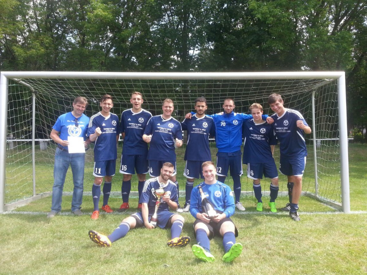 Thyrolf & Uhle Cup Sieger 2017 (Freiluft Version)