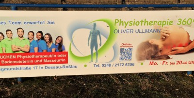 Physiotherapie 360 °